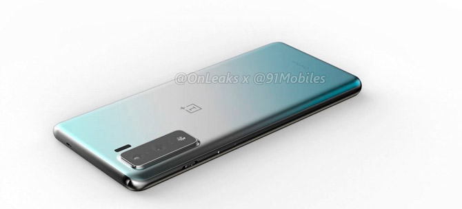 Images show OnePlus 8 Lite, the brand's first intermediate phone in 4 ...