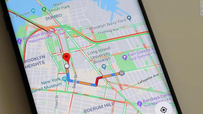 Google Maps terá recurso para indicar ruas mais iluminadas