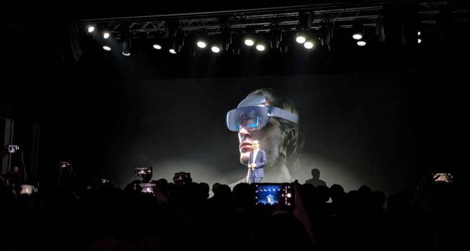 OPPO anuncia óculos de realidade aumentada para competir com o Hololens 2