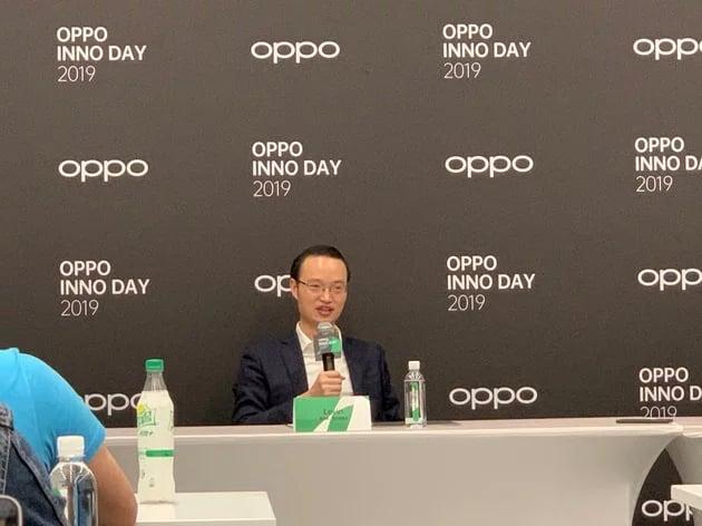 Vice-presidente da Oppo diz que a empresa desenvolverá seus próprios chips
