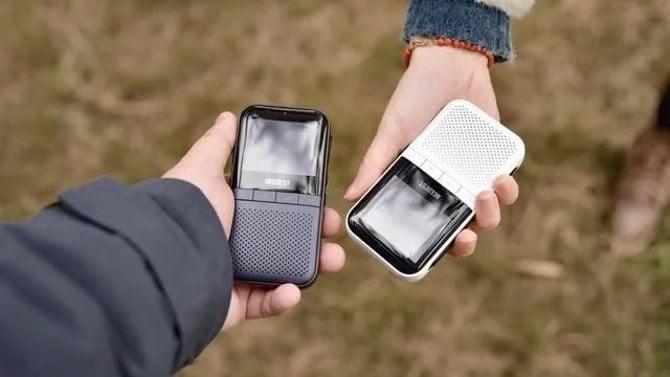 Beebest Smart Walkie-talkie