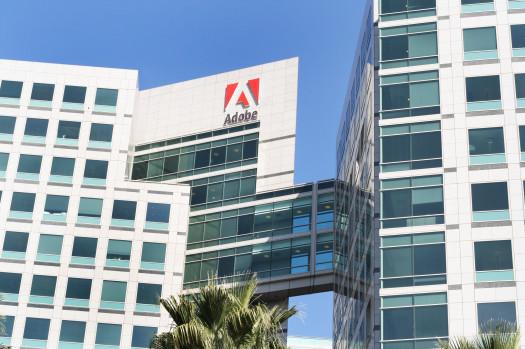 Adobe anuncia faturamento recorde para quarto trimestre