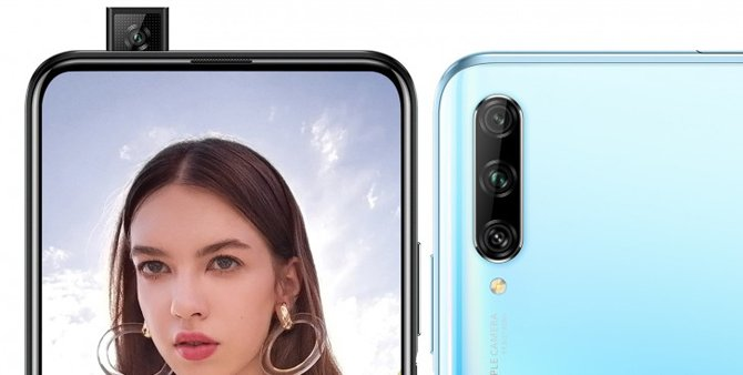 Huawei P smart Pro features 16MP retractable camera and 48MP main camera
