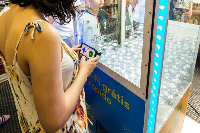 Google Introduces Google Station Features in Sao Paulo