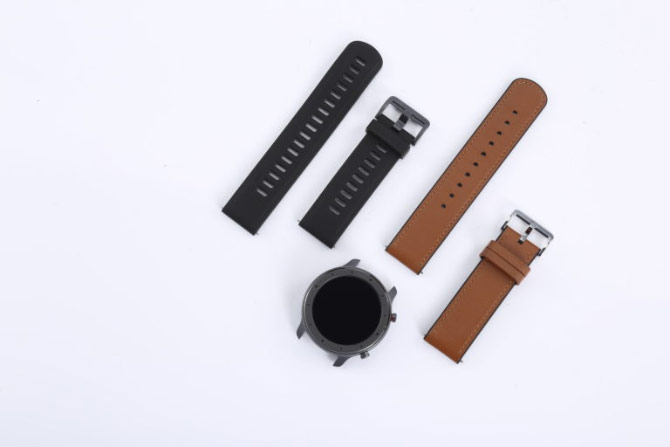 Huami launches new version of its 47mm Amazfit GTR Lite smartwatch