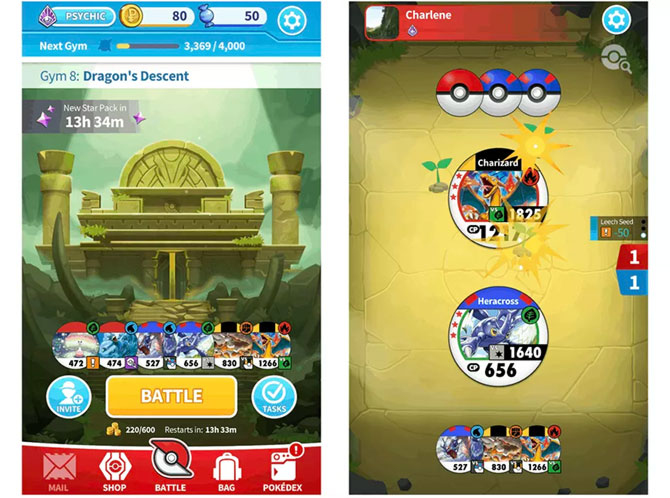 Two new Pokémon games are released on Facebook Gaming