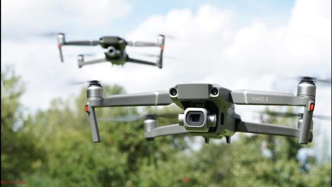 DJI analisa proposta da FAA para identificação remota de drones nos EUA