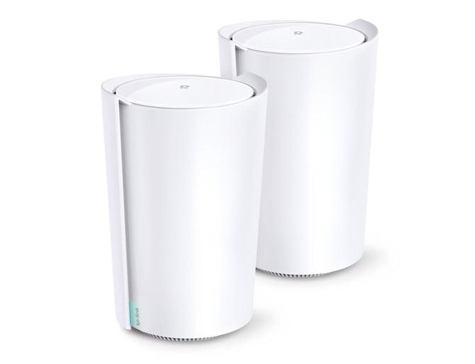 Novos roteadores TP-Link Deco com tecnologia Mesh e Wi-Fi 6 suportam até 200 dispositivos