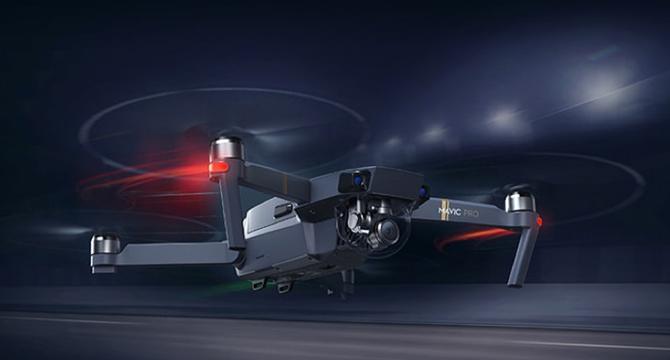 Governo dos EUA pode cancelar programa de drones civis por causa do uso de tecnologia chinesa