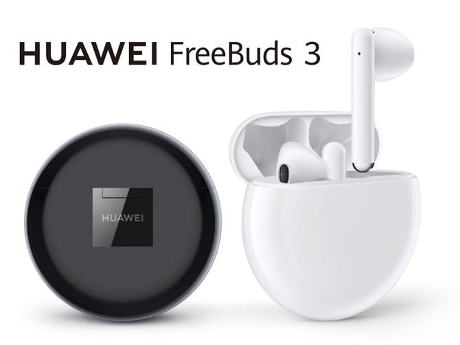 Huawei Watch GT2 e FreeBuds 3 são lançados no Brasil