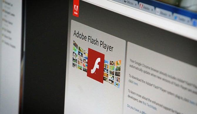 Nova versão de testes do navegador Safari não suporta o Adobe Flash Player