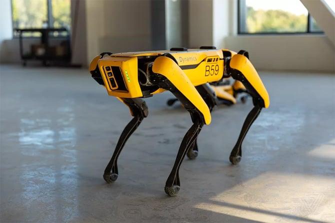 Fabricante de robôs Boston Dynamics substitui CEO para se preparar para nova fase