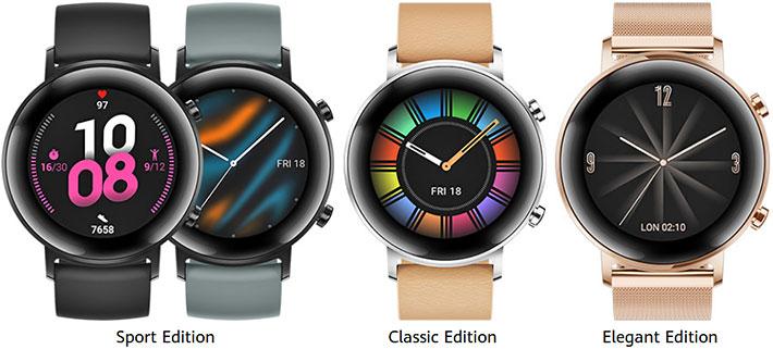 Huawei anuncia chegada do Watch GT 2 e dos fones sem fio FreeBuds ...