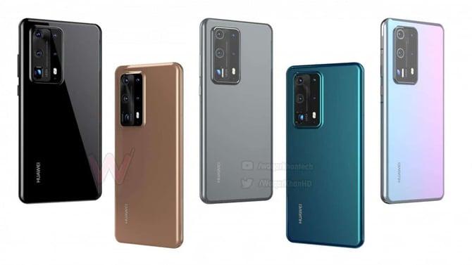 Celulares Huawei P40 serão mais baratos do que os P30 [Rumor]