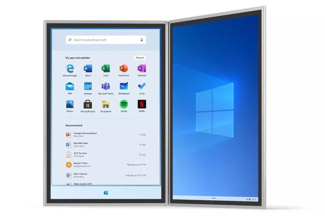 Microsoft promete que atualizações do Windows 10X demorarão menos de 90 segundos