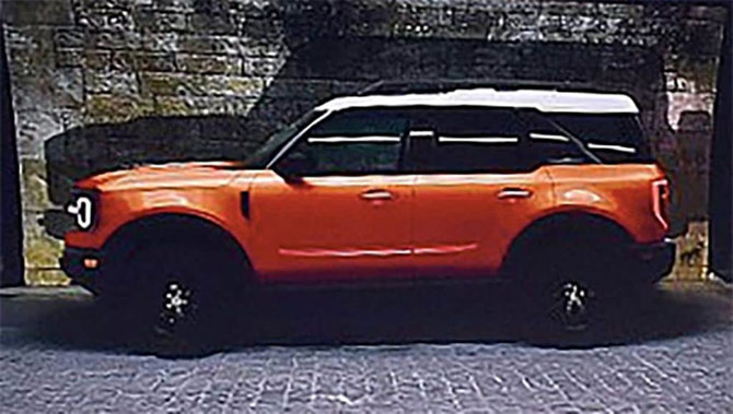 The 2020 dream car in the U.S. is not a Tesla, but the Ford Bronco