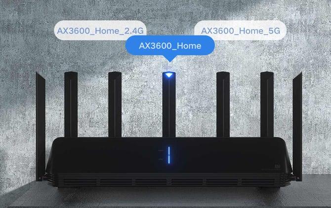 Xiaomi lança o AX3600, seu roteador Wi-Fi 6 com 7 antenas e CPU de 4 núcleos