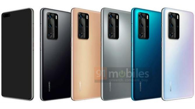 Confirmado: Huawei P40 e P40 Pro serão lançados no dia 26 de março, mas sem apps do Google