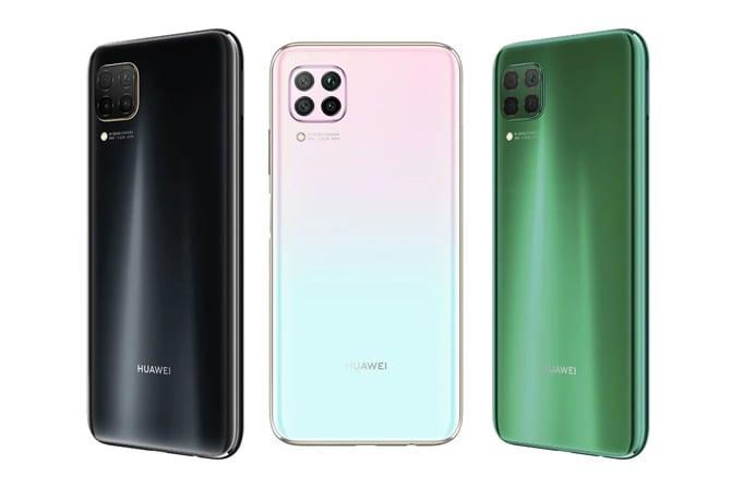 Huawei P40 Lite com Kirin 810, quatro câmeras e sensor de 48MP é lançado por US$ 325