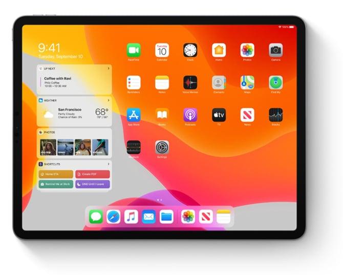 iPadOS 13.4 será lançado no dia 24 de março pela Apple