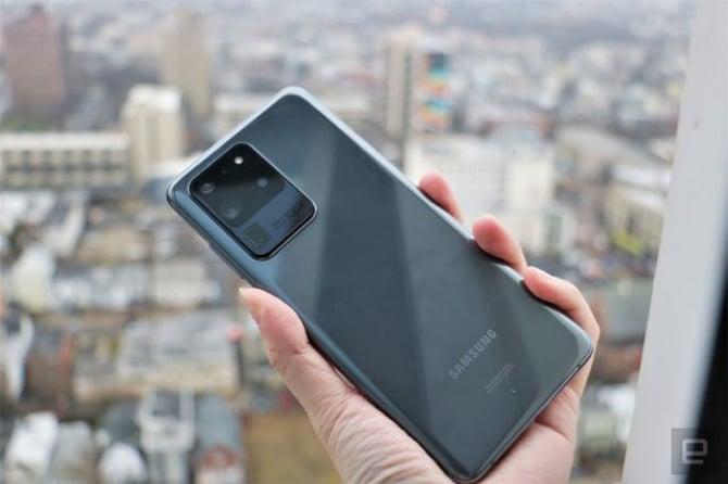 Samsung disponibiliza correção para problemas com foco automático no Galaxy S20 Ultra