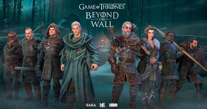 Game Of Thrones Beyond The Wall E Lancado Para Iphones E Ipads Mundo Conectado