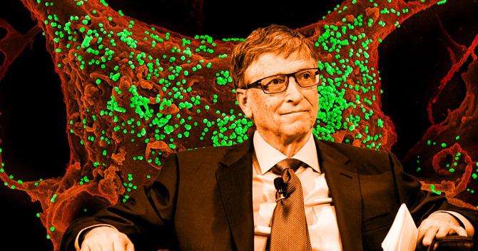 Bill Gates agora é o principal alvo de notícias falsas relacionadas ao Coronavírus
