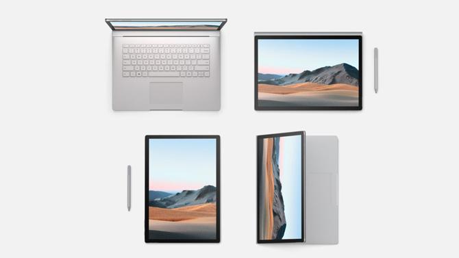 Microsoft lança Surface Book 3 com novas opções de GPUs NVIDIA e até 32GB de RAM