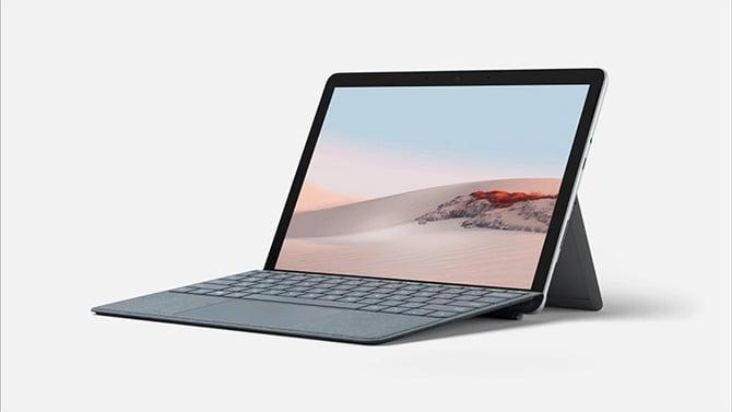 Microsoft Surface Go 2 chega no dia 12 de maio com preços a partir de US$ 399