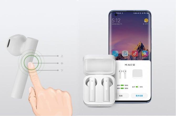Xiaomi anuncia o Mi AirDots 2 SE, uma versão mais barata do AirDots 2s