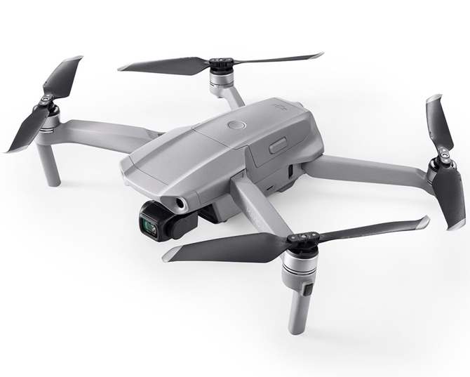 Drone Mavic Air 2 não é compatível com os headsets DJI Goggles