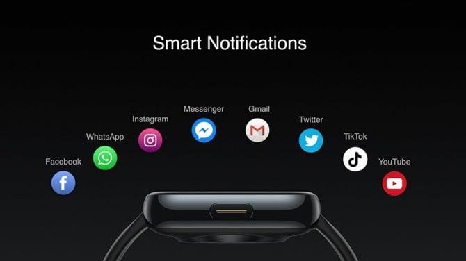 Realme Watch chega com bateria com autonomia de até 9 dias