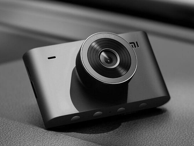Xiaomi lança sua nova câmera para carros Xiaomi Mi Smart Dashcam 2K
