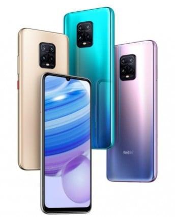 Xiaomi anuncia os celulares Redmi 10X e Redmi 10X Pro com conectividade 5G