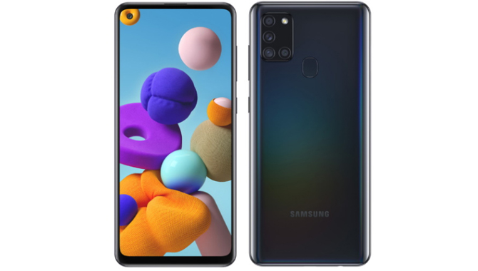 Samsung lança os celulares Galaxy A11 e Galaxy A21s no Brasil