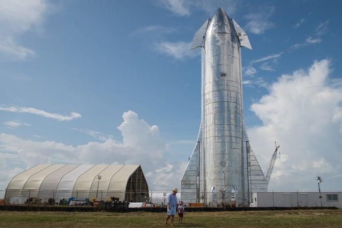 Elon Musk pede que SpaceX considere a nave Starship como sua maior prioridade