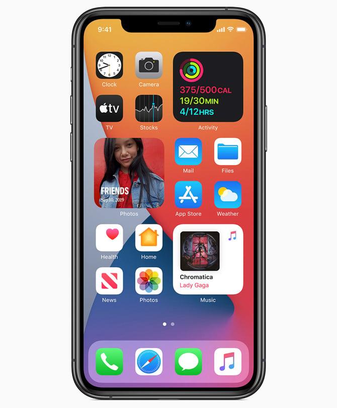 Apple revela o iOS 14 com novo design para a tela inicial, widgets e mais