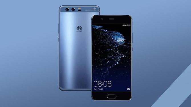 Linha de celulares Huawei P10 lançada em 2017 recebe grande atualização