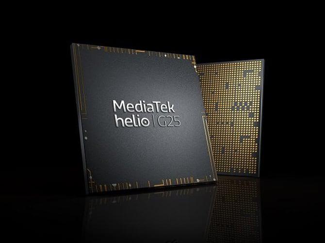 MediaTek Helio G35 e Helio G25 são anunciados para smartphones baratos