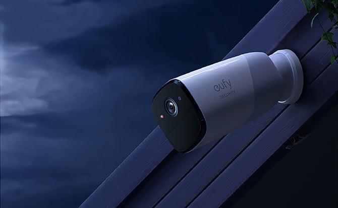 Câmera de segurança eufyCam 2 Pro grava em 2K e tem bateria com autonomia de 1 ano