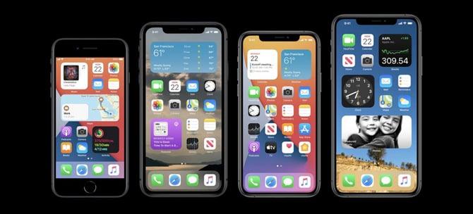 Apple disponibiliza primeiro Beta público do iOS 14 e iPadOS 14