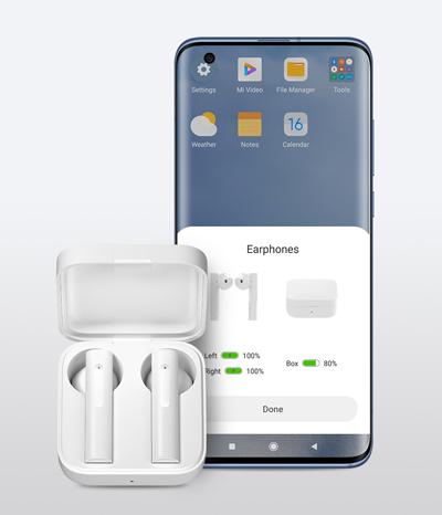 Xiaomi lança fone de ouvido sem fio Mi True Wireless Earphones 2 Basic