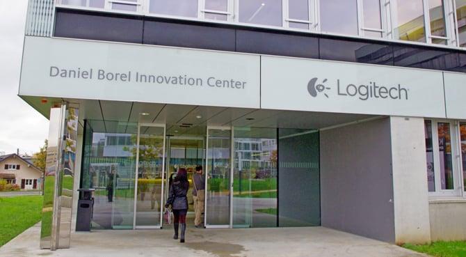 Crescimento da Logitech acelera e receita do 1º trimestre sobe 23%