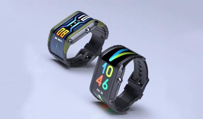 Smartwatch Nubia Watch traz tela AMOLED flexível de 4,01 polegadas e  suporte para eSIM | Mundo Conectado