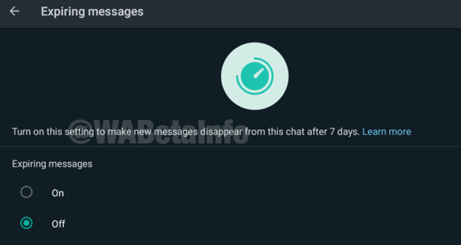WhatsApp terá opção para silenciar notificações de grupos e chats individuais permanentemente