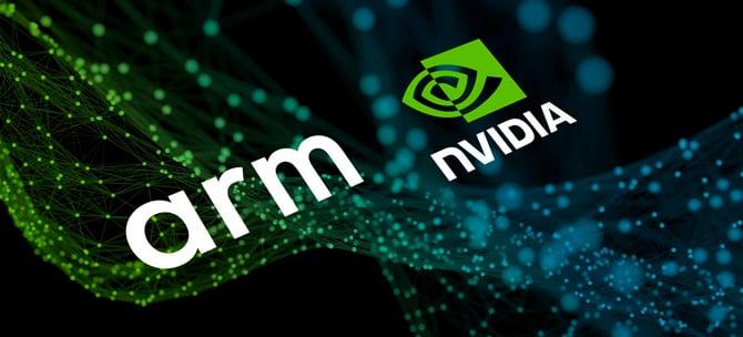 NVIDIA está em negociações avançadas com o SoftBank para comprar a ARM
