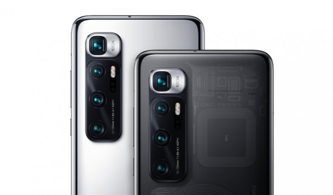 Xiaomi Mi 10 Ultra é lançado com carregamento de 120W e zoom híbrido de 120x