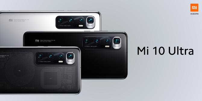 Xiaomi não planeja lançar o Mi 10 Ultra fora da China