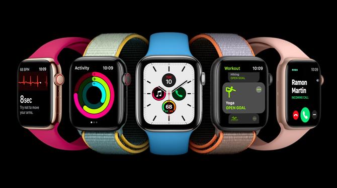 Apple disponibiliza o primeiro beta público do watchOS 7