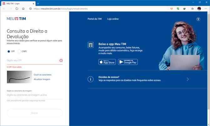 TIM gastará R$ 4 milhões para ressarcir clientes por cobranças indevidas